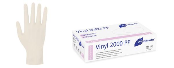 Vinyl 2000 PP - leicht gepudert, Box 100 St.