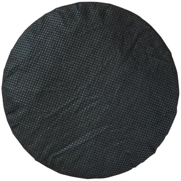 Hygieneschutz fuer MRT Kopfhoerer bis 14 cm schwarz