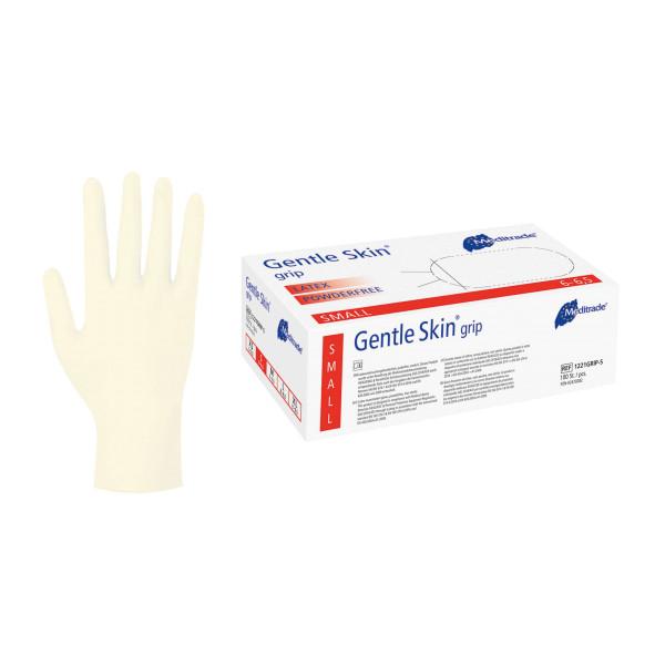 meditrade gentle skin grip small laborhandschuhe