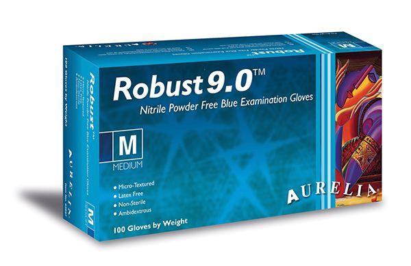 Aurelia Robust 9.0 Nitrilhandschuhe