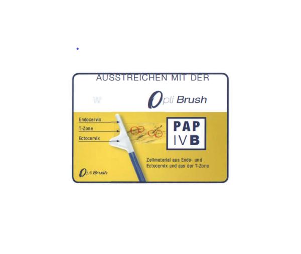 OptiBrush zytologisches Entnahmeinstrument, VE 100 Stück