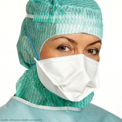 Barrier FFP2 Maske Beispielfoto