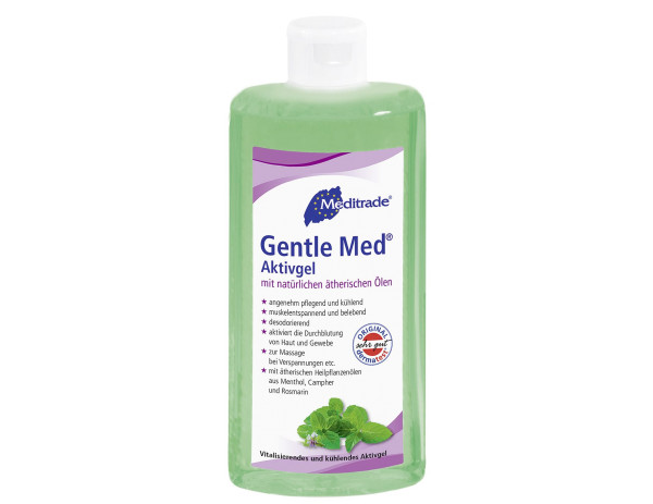 Gentle Med® Aktivgel, 500ml